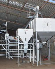 Tigernuts processing facility