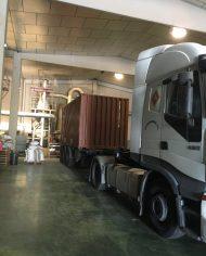 moving truck tigernuts
